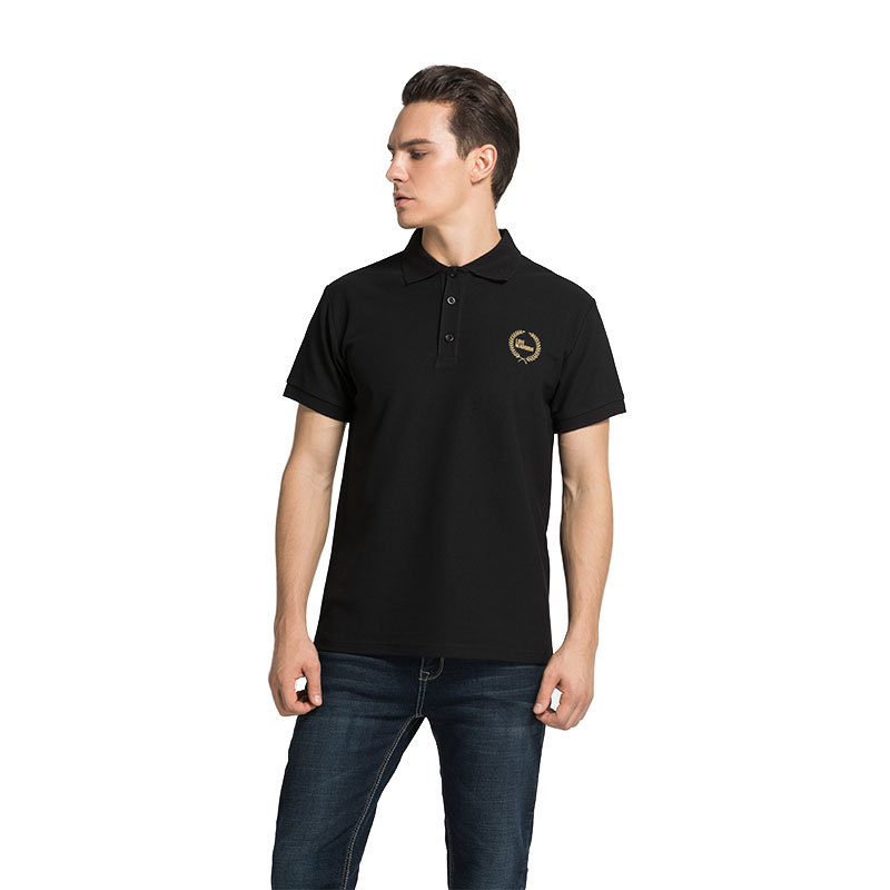 Polo Shirt Design your own logo High Quality From China
