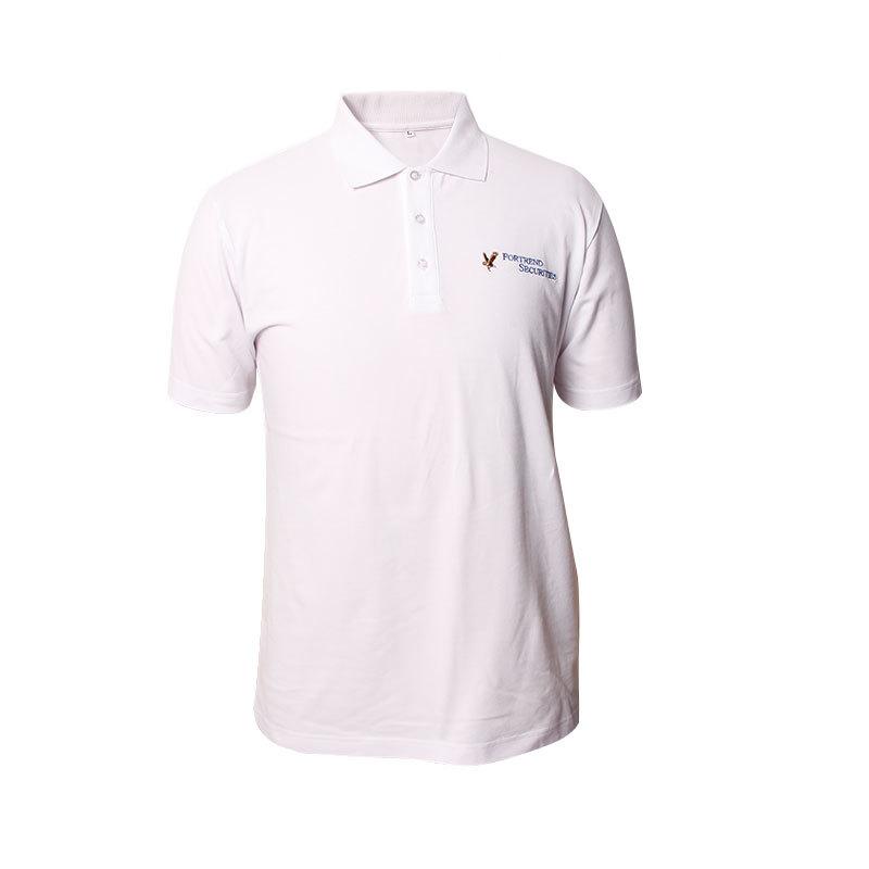 Cotton Polo Shirt Oem China Manufacturer Custom Embroidery Uniform