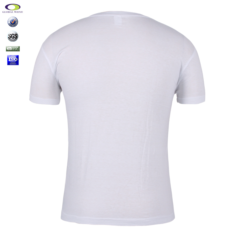 Compressed T Shirt Customized Design Casual Printing men