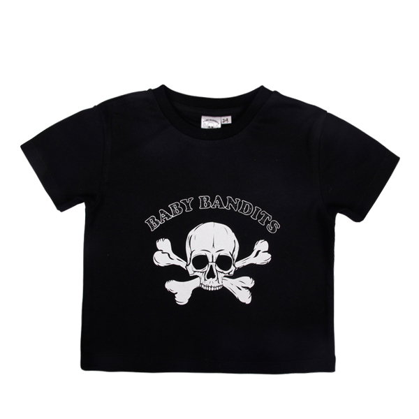 Customize short sleeve stylish kids clothes
