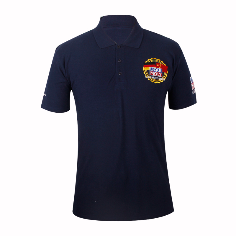 Polo shirts on sale and custom in china