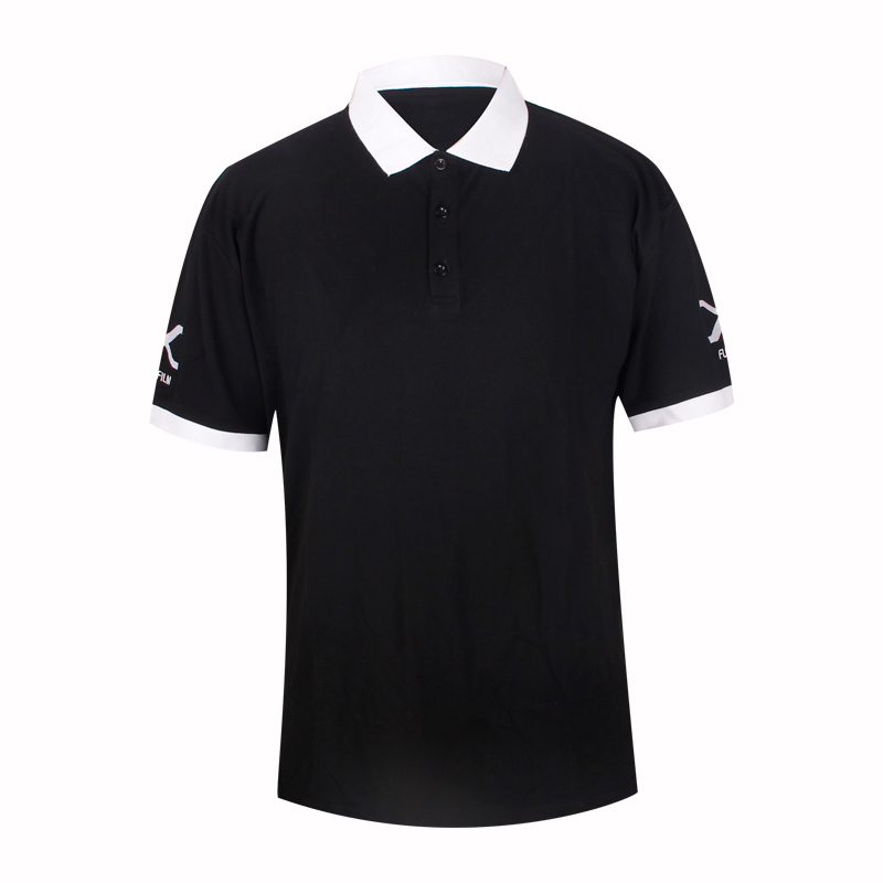 polo t shirts for men embroidery logo on sleeve