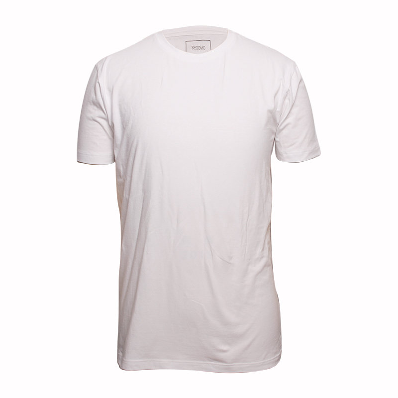 cheap blank t shirts 95%cotton 5%lycra fabric