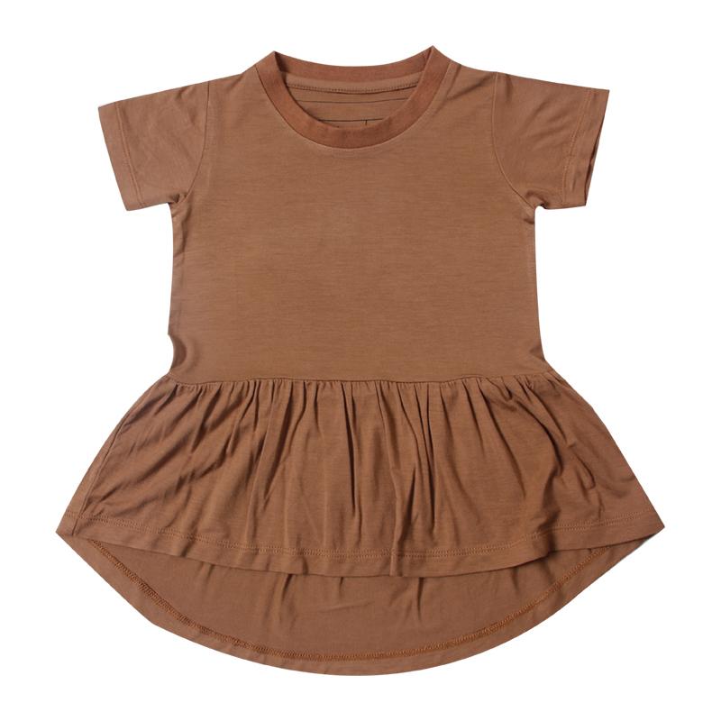 lovely baby girl dresses short  sleeve