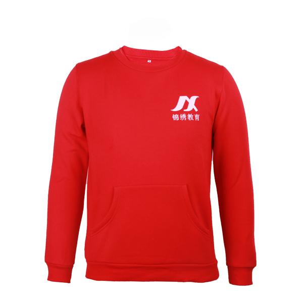 Manufacturer Custom OEM college sweatshirts no hood