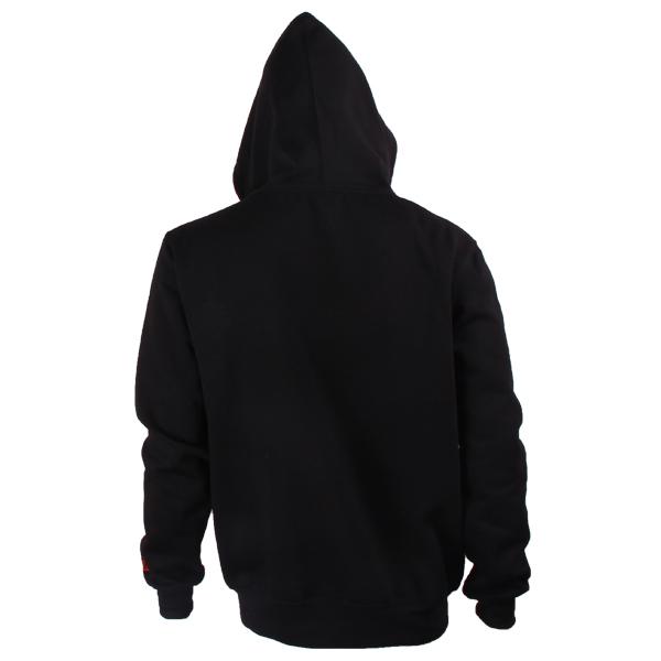 black zip up hoodie brand custom