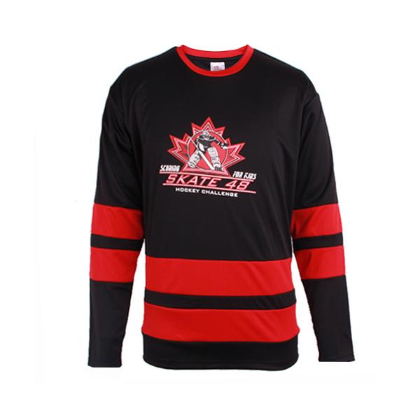 hockey tee shirts youth college usa custom cut color