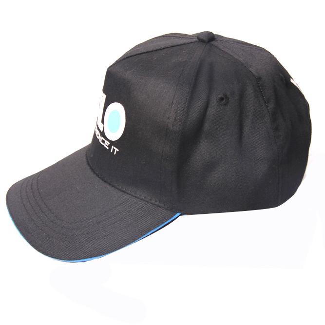 cap hat printing logo custom