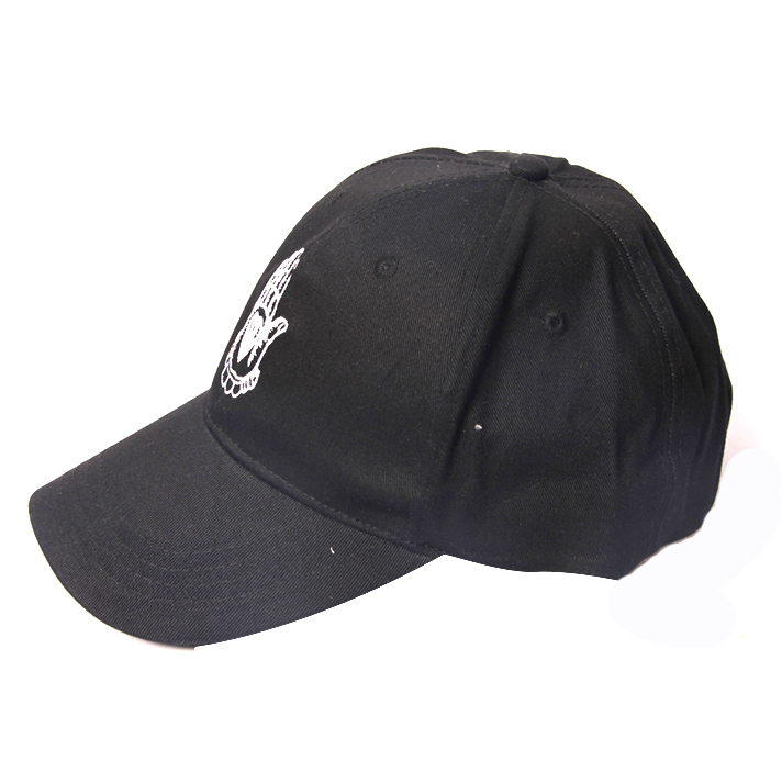 black caps Promotional Embroidery High Quality
