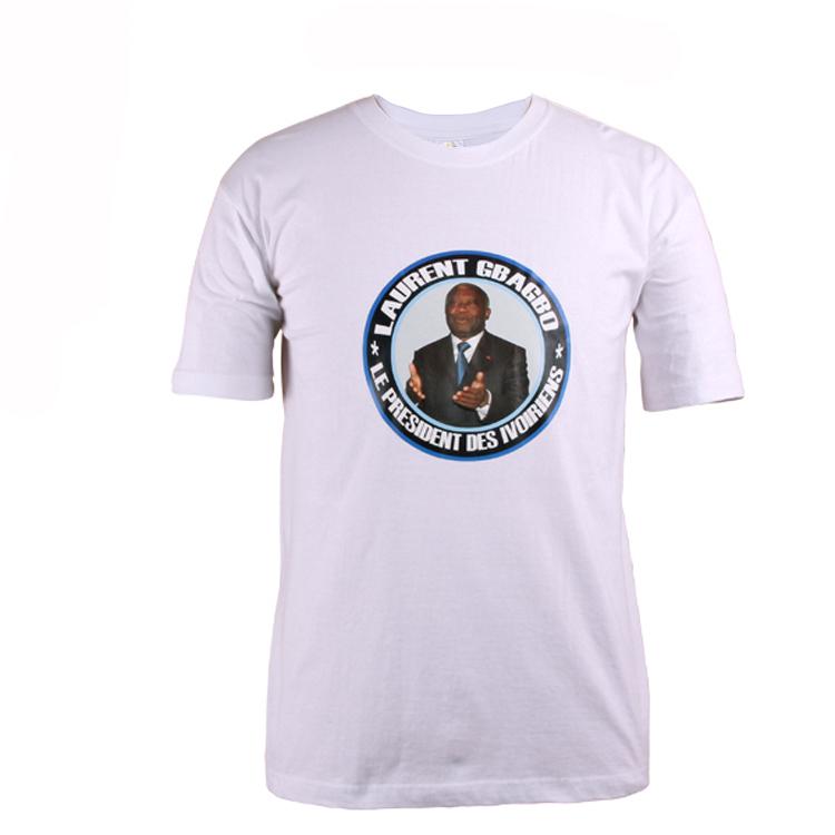 vote t shirt printing logo 100 cotton