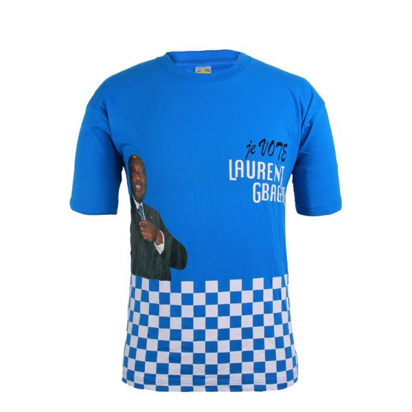 register to vote t shirt custom in china