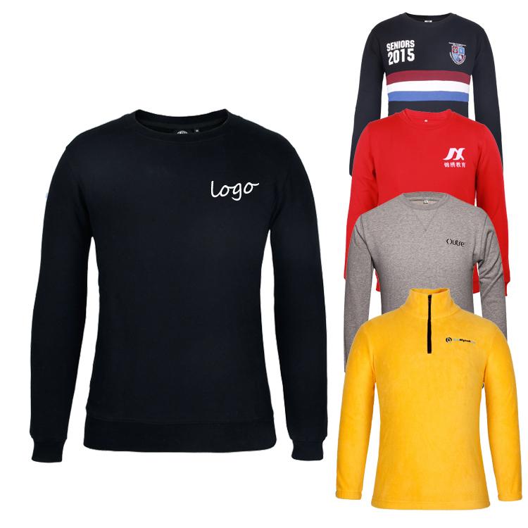 Sweatshirt CUstom and design in china factory